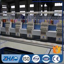 Multi - головки плоской вышивки, компьютеризированная машина горячей продажи в Индии