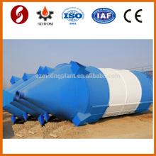 Super quality constructon machinery 100 ton mobile cement silo compressor