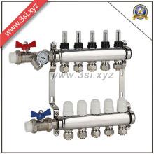 Heißer Verkauf hydraulische Separator für Haus Fußbodenheizung (YZF-M563)
