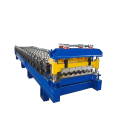 LMS Metal Deck Roll Forming Machine