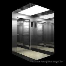 Пассажирский лифт из нержавеющей стали