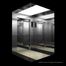 Ascenseur de passager en acier inoxydable