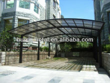 Hot new products for aluminium car packing shade for sale HX114