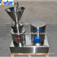 Sanitary stainless steel peanut butter grinder