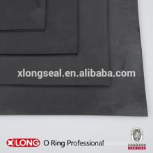 Feuille de caoutchouc de sécurité mince personnalisée de haute qualité