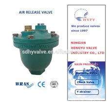 Automatic air release valve with ductile iron body