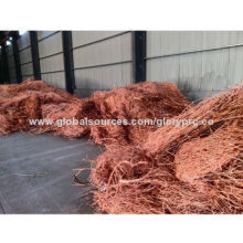 Scrap Copper Wire, 99.99% Purity