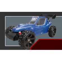 Pièces de voiture du RC 1/5 pour le châssis et la plaque latérale raides et vigoureux de 4,0 mm d'alun