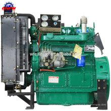Motor a diesel de alto desempenho ZH4105ZD1 diesel de 4 cilindros