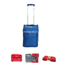 Carry onCollapsible Bag 2 Roda Trolley Aluminium