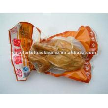Vakuumverpackungsbeutel aus Kunststoff für Hühnchen