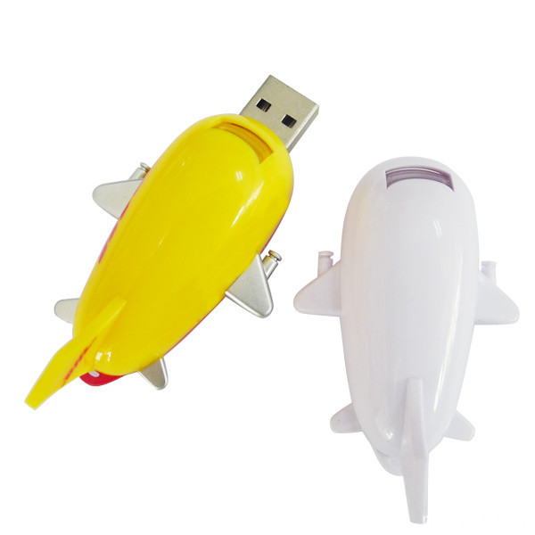 Plastic USB Flash Drives