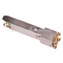 ASF-GE-T SFP Transceptor sfp de cobre modular rj45 con Rosh, FC, CE