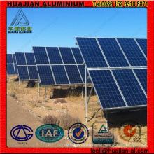 Suporte de alumínio da energia solar