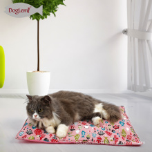 High quality Comfortable Small Cushion Pillow Pet Linen Mat for Cats Dogs Small Animals