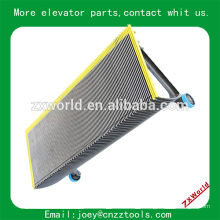 Escalator Parts, Stainless Steel Escalator Step For All Type Escalators step