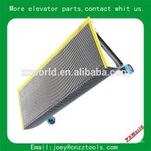 Escada rolante aço inoxidável etapa, comprar escada rolante barata