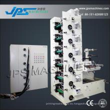 Máquina de impresión automática de etiquetas de códigos de barras UV