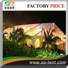 High quality Good tents prices Full transparent roof and sides for sale