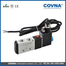 Válvula solenoide de aire 4v410-08 para compresores de aire Atlas copco