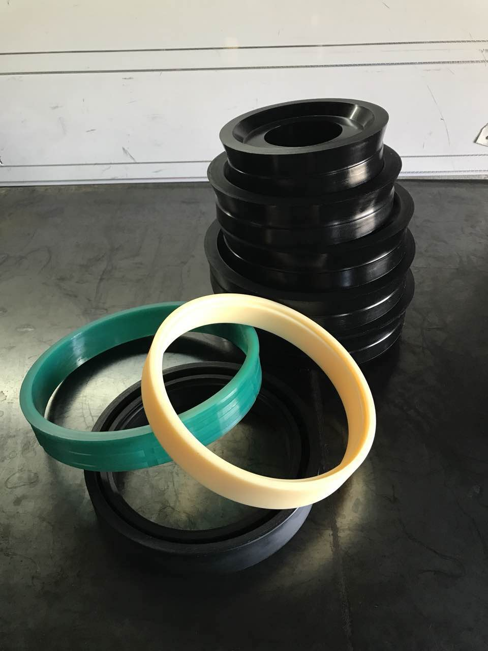 Concrete Pump Rubber Piston Putzmeister