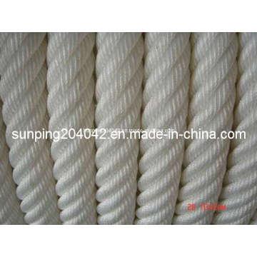 Corde à fil unique en nylon, corde d'amarrage