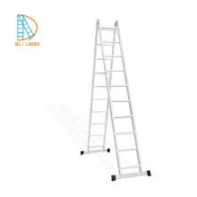 6step 7step 8 step aluminum straight ladder, scaffold ladder