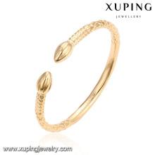51673 Chine usine vente chaude bracelet métallique simplement modèles bracelet rempli d'or