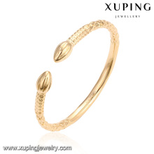 51673 China factory hot sale metal bangle simply models gold filled bangle