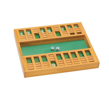 Juego de ajedrez de madera Juguetes de madera (CB2269)