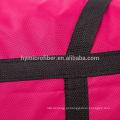 Preço de atacado barato oxford zipper bag com logotipo personalizado