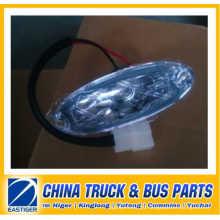 Peças do ônibus de China da lâmpada de posição dianteira 37j20-31110-AMP para Higerbodyparts