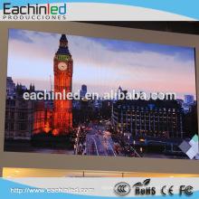 P2 interior HD SMD publicidad a todo color y pantalla de visualización llevada colgante del alquiler