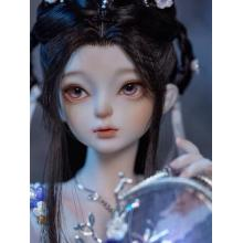 BJD Twinflower Bu Zhi Girl 42.5cm Muñeca articulada