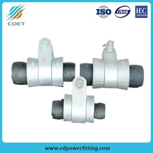 OEM for Offer Thimble Clevis,Preformed Fitting Connector,Preformed Tension Clamp Connector,Thimble Clevis For Cable Fitting From China Manufacturer Preformed OPGW Cable Suspension Clamp supply to United Kingdom Wholesale