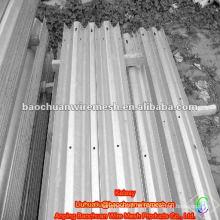 Galvanisierte Autobahn Dreifachstrahl-Wellpappe (Herstellung)