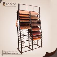 Hot-selling for Accessories Display Metal Floor Board Tile Carpet Display Stand supply to French Guiana Exporter