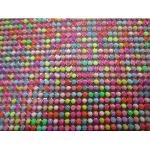 Popular hot fix mix color resin rhinestone blanket