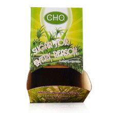 Papier PDQ Box für Zuckerstangen