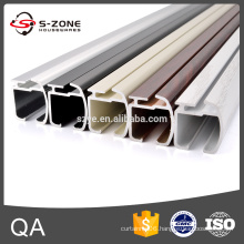 Quality black heavy duty curtain tracks