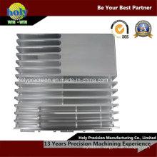 CNC Milling Aluminum 6061 T6 Part with Nature Anodizing