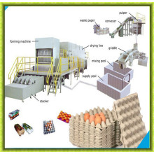 Full Automatic Small Paper Egg Tray Machine