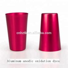 Tintes de oxidación anódica de aluminio, tintes anodizados.