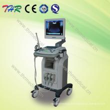 Thr-Us9902 3D медицинский ультразвуковой сканер на тележке