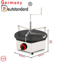 Mini Bäckerei Ausrüstung Crêpe Maker Griff