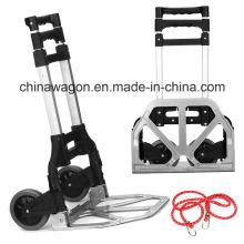 Heavy Duty 80kg Folding Hand Trolley New Foldable Trolley