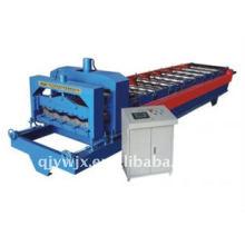 QJ 25-210-1050 máquina de rolo de telha vitrificada automática