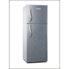 213L Double Door Top Freezer Refrigerator With Handle