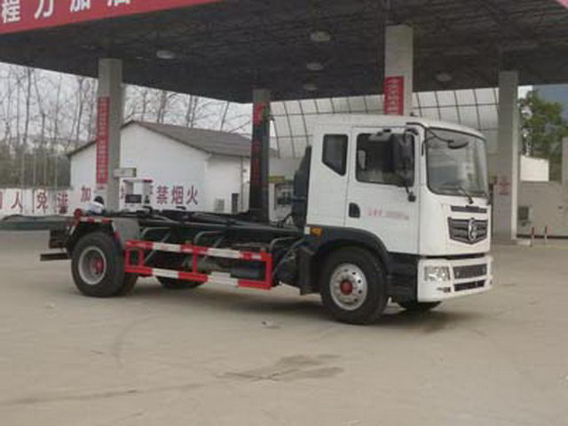 Mới nhất Dongfeng Roll Off Container rác xe tải