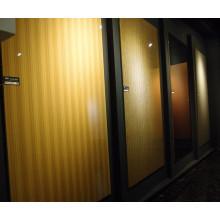 High Gloss Woodgrain UV MDF Board (18 milímetros de espessura muitas cores)